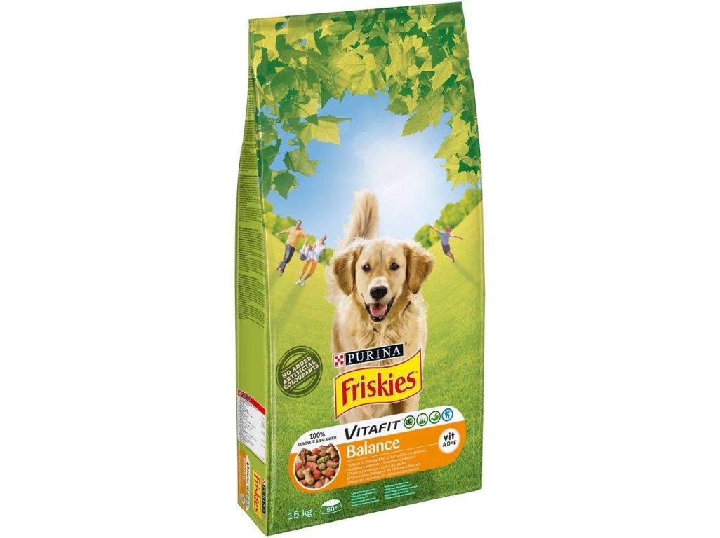 FRISKIES DOG BALANCE 15 KG
