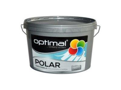 Optimal Polar 6kg - snehobiela farba