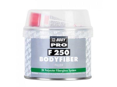 BODYFIBER  F250 -tmel sklo , 250g