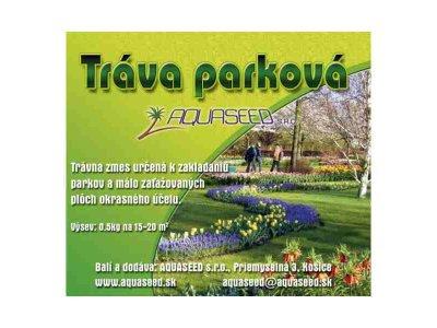 TRÁVA AS.PARKOVÁ 500g 25/K