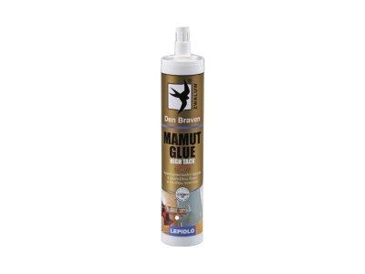 DEN BRAVEN Mamut glue High tack lepidlo 290g biely
