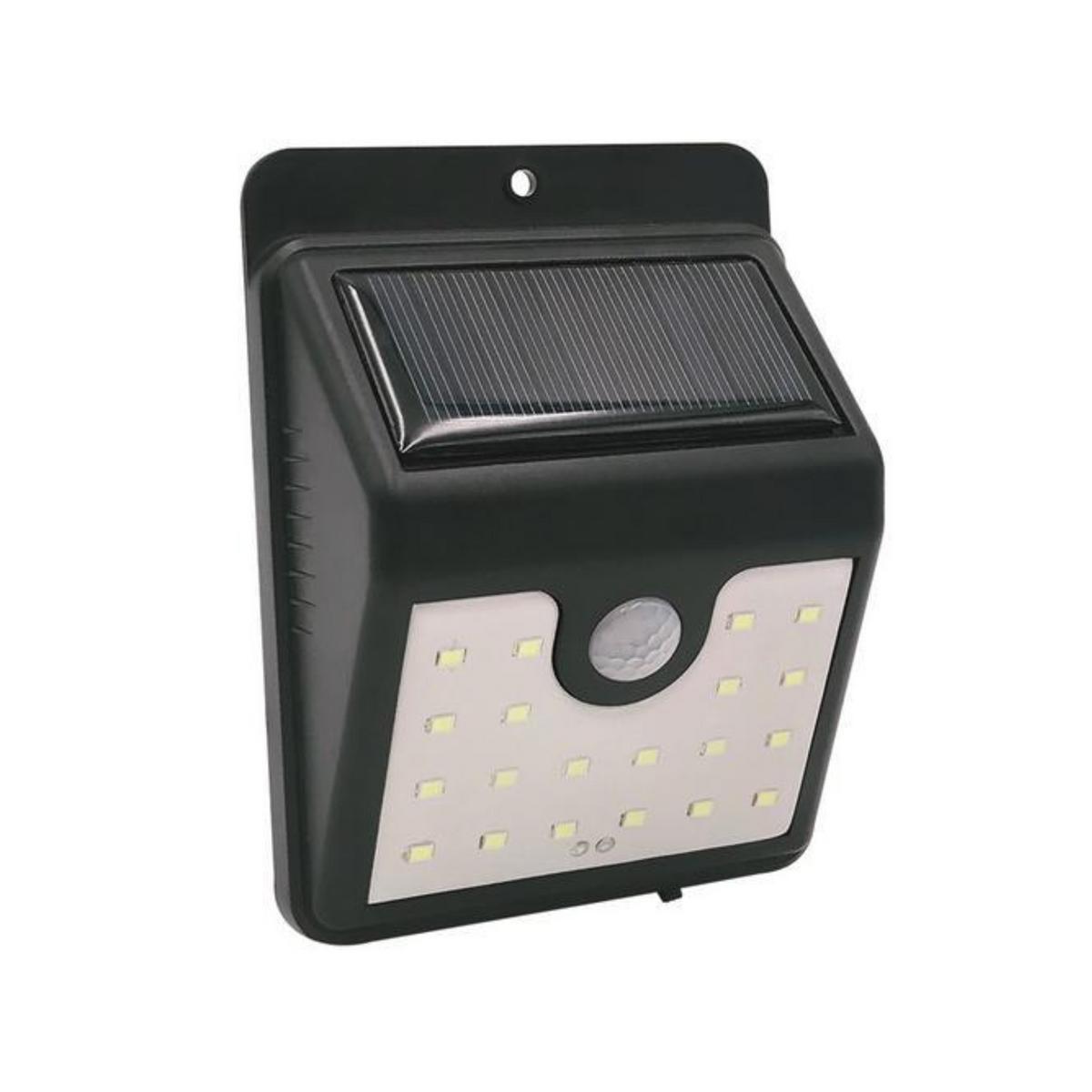 Lampa solárna so senzorom