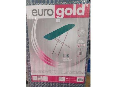 Žehliaca doska Eurogold® 120x38 cm