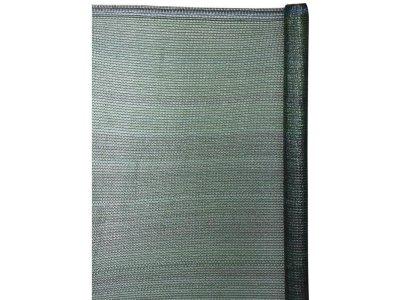 Tieniaca tkanina HOBBY 80 %, zelená - 1,0x10 m