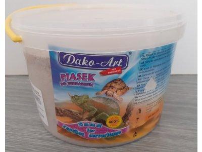 Dako - Art,  piesok TERARIUM - 4,5 kg