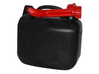 Kanister na PHM, čierny - 5,0L