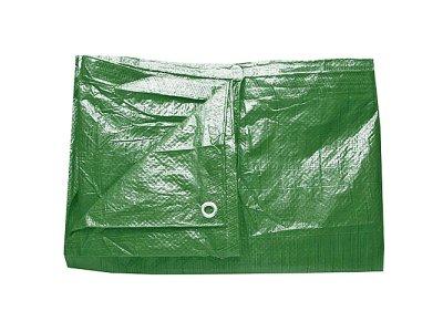 Plachta Tarpaulin Light 04,0x05,0 m, 65 g/m, prekrývacia, zelená
