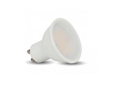 V-TAC LED žiarovka, bodová , 5W, GU10, 4000K, 400lm, neutrálna biela