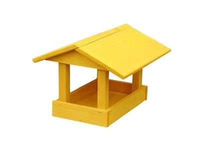 KRMÍTKO FORESTINA malé žlté - 24x29cm