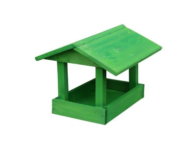 KRMÍTKO FORESTINA malé zelené - 24x29cm