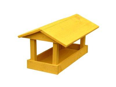 KRMÍTKO FORESTINA veľké žlté - 25x39cm
