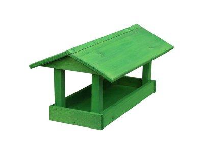 KRMÍTKO FORESTINA veľké zelené - 25x39cm