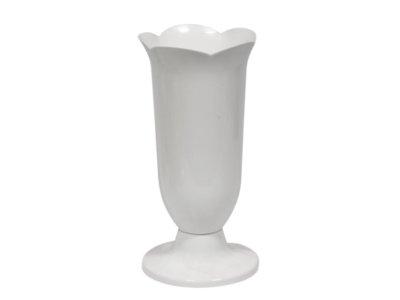 Plastová váza na hrob - 29,5cm
