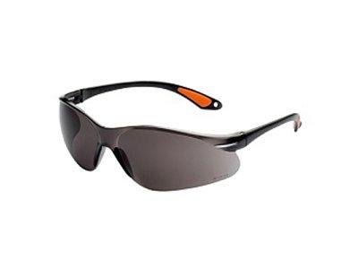 Ochranné okuliare - šedé