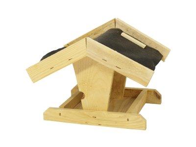 Krmítko FORESTINA drevené - 18x23x22cm