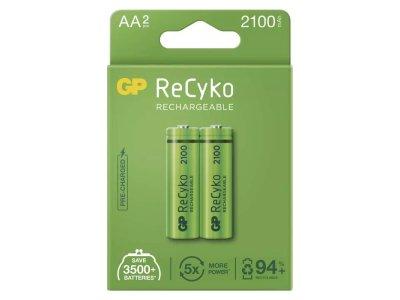 Nabíjacia batéria GP ReCyko 2100 (AA)