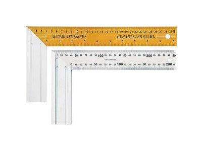 Uholník DY-5007B • 350 mm, Alu