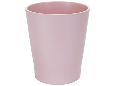 Kvetináč/obal na Orchideu MERINA PRETTY MATT LIGHT ROSE ,15,5x13cm