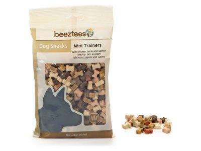 Mini Trainers, farebné kostičky 150g Beeztees