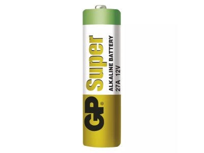 Alkalická špeciálna batéria GP 27AF (MN27, V27GA) 12 V