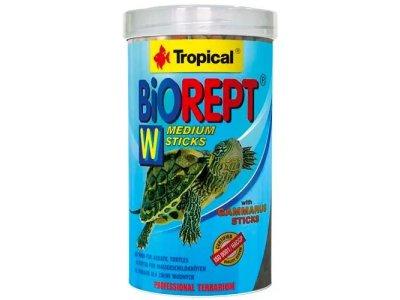 TROPICAL Biorept W 500ml/150g krmivo pre vodné korytnačky