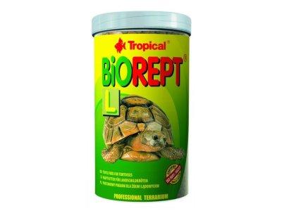 TROPICAL Biorept L 500ml/150g krmivo pre suchozemské korytnačky