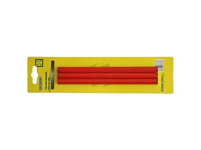 Ceruzka tesárská Strend Pro CP0633, 175 mm, 3 ks