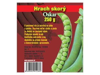 HRACH skorý OSKAR 250g