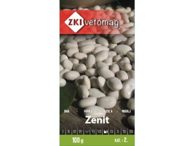 Fazuľa kríčková Zenit 100g ZKI vetomag