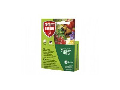 Protect Garden Sanium Ultra insekticíd (bývalý Decis) 2x5ml
