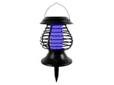 Lampa solárna, proti hmyzu, UV LED, 13x31 cm