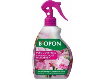 Starostlivosť o orchidey rozprašovač BIOPON 250ml