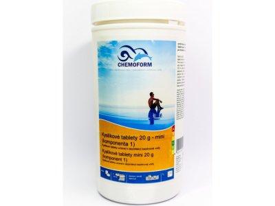 Chemoform Aktivní kyslík - Kyslíkové tablety MINI 20g 1 kg