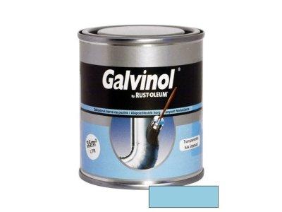 Galvinol svetlomodrá na pozinkovanú oceľ a farebné kovy 250ml