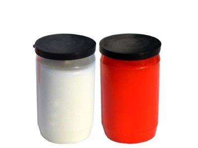 Náhrobný kahanec, náplň olejová 160g